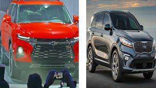 سيارتى KIA SPORTAGE وChevrolet Blazer 2019 !بالتصميم الانيق