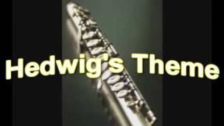 Harry Potter - Hedwig's Theme - Flute and Keyboard