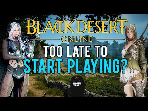Xxx Mp4 Black Desert Online Is It Too Late To Start Playing 3gp Sex
