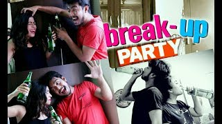 Breakup Party by Pulak Creation's