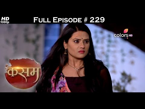 Kasam - 19th January 2017 - कसम - Full Episode (HD)