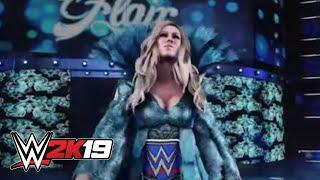 WWE 2K19 Charlotte Flair entrance video