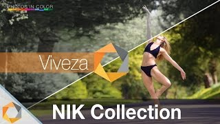 Nik Collection Tutorial - Part 3 - Viveza Photoshop and Lightroom
