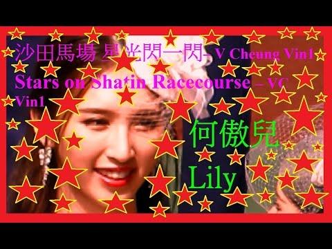 2016 沙田馬場 莎莎婦女銀袋日6a/6 何傲兒 (香港藝人) 2016 Lily Ho Stars on Shatin Racecourse Sa Sa Ladies' Purse Day
