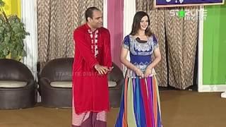 Naseem Vicky and Sardar Kamal New Pakistani Stage Drama Full Comedy Clip