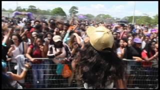 TAYLOR GIRLZ take over Jacksonville Fla (juice tour)