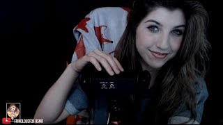 LIVE ASMR :) YAY FOR BADGES, EMOTES & EXCLUSIVE PERKS :D