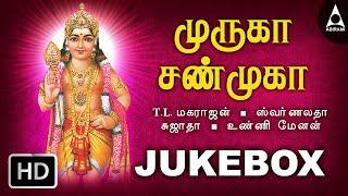 Muruga Shanmuga Jukebox - Songs of Murugan - Tamil Devotional Songs