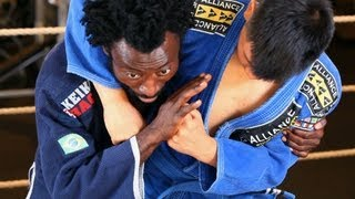 How to Escape Standing Side Headlock | Jiu Jitsu