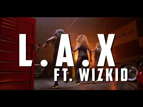Xxx Mp4 L A X Ginger Ft WizKid Official Video 3gp Sex