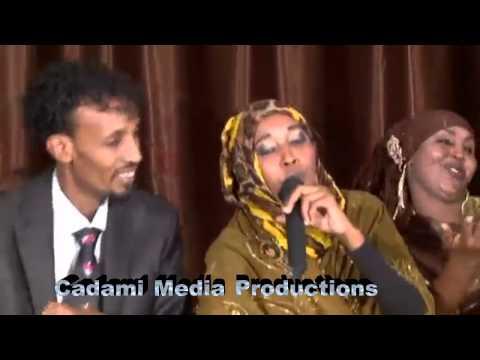 Axmed budul Bashiir dirgax iyo Khadra Dhaanto hilbo wada dhashiyo hayb qudhaynu nahay HD 2014