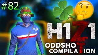 WAS THIS INSANE ENDING LUCK OR SKILL? YOU DECIDE... | H1Z1 - BEST ODDSHOTS AND STREAM HIGHLIGHTS #82