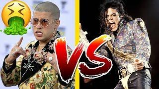 Bad Bunny VS Michael Jackson ACAPELLA Y EN VIVO