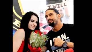 WHEN IT'S FOR YOU, ROMAN REIGNS Y PAIGE WWE, HISTORIAS ROMANTICAS, HISTORIA DE AMOR
