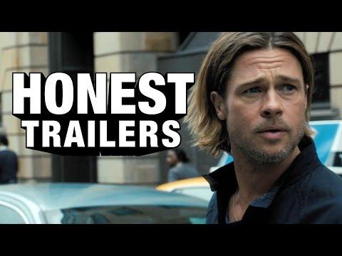 Honest Trailers - World War Z