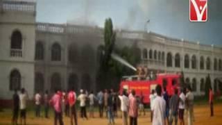 Shishu Bihar Higher Secondary School ,আগুন কম্পিউটার রুম এ