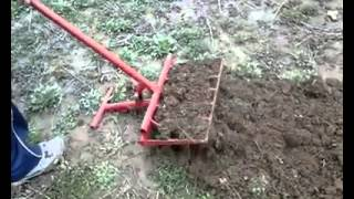 Innovative tool to plough