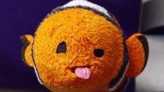 Nemo Plush Breaks Loose | Tsum Tsum Kingdom Episode 2 | Finding Dory | Disney