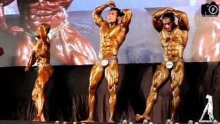 Sahil Khan at Maharashtra Shree Bodybuilding 2015 (Shoot & Edit By Santosh Gambhire & Piyush Ghadge)
