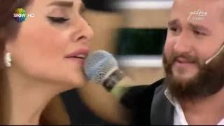 Azeri kizi Gunel, Sami - Haydi soyle  (Canli performans)