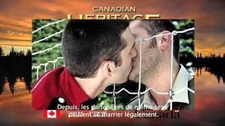 Heritage Minute: Gay Marriage