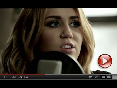 Miley Cyrus featuring Johnzo West -