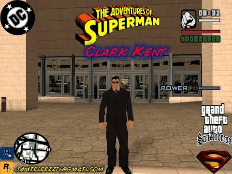 Xxx Mp4 HOW TO DOWNLOAD INSTALL GTA SAN ANDREAS SUPERMAN MOD WORKING 3gp Sex