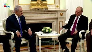 Remarks by PM Netanyahu and Russian President Putin