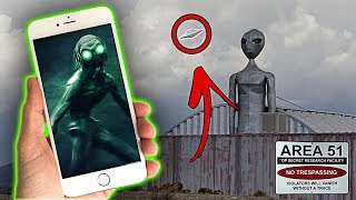 (SIRI IN AREA 51) DO NOT TALK TO SIRI AT 3:00 AM | *THIS IS WHY* | TALKING TO SIRI AT AREA 51!!