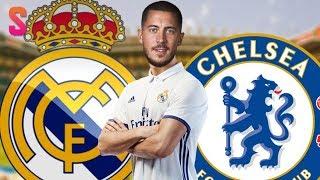3 Alasan Eden Hazard Harus Pindah ke Real Madrid