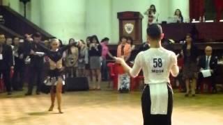 Amateur Open Final Solo Presentation BARADAS - LEE