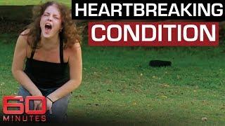 Will Bianca Saez's severe Tourette's ever be cured? | 60 Minutes Australia