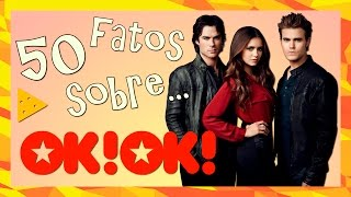 50 FATOS SOBRE THE VAMPIRE DIARIES