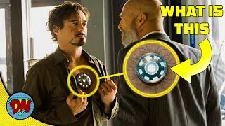 What is on Iron Man's Chest   Arc Reactor Explained in Hindi