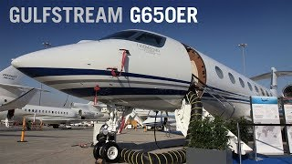 How Smart Cabin Design in the Gulfstream G650ER Makes a 14-Hour Flight Seem a Delight – AINtv
