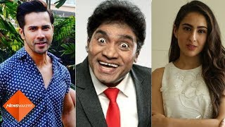 Varun Dhawan And Sarah Ali Khan Will Be Starring Johnny Lever's Comedy Remake Of Coolie No.1