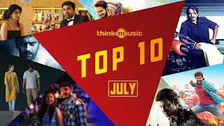 Think Music Top 10 Songs - July 2018