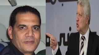 مرتضى لجمال الغندور : انا جايبك رئيس للحكام وبلاش فتونه معانا
