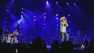Justin Moore and BoGarrett play tribute to Troy Gentry