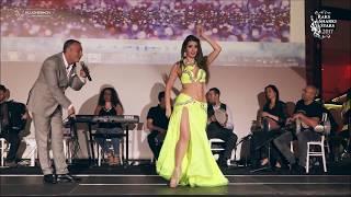SILVANA Hasna Thuraiya & Mickael Jamal - Ana Bastanak @ RAKS SHARKI STARS Festival, 2017