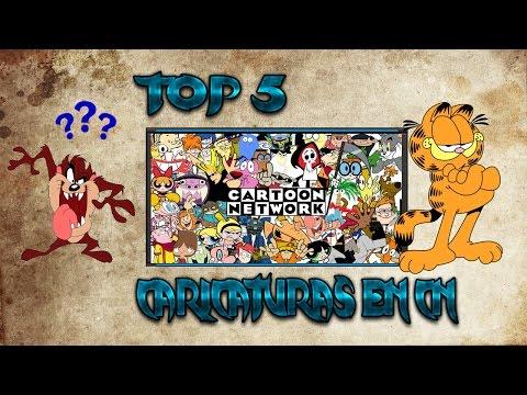 Top 5 Momentos épicos de las caricaturas de cartoon network