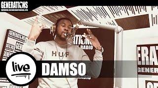 Damso - Que De La Vie (Live des studios de Generations)