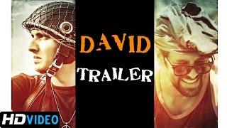 David Tamil Movie Trailer | Vikram | Jiiva | Tabu | Isha Sharvani | Lara Dutta | Bejoy Nambiar