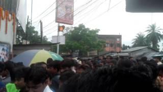 কলকাতায় শিকারির উপচে পরা ভির