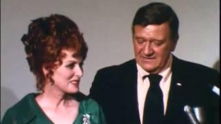 John Wayne And Maureen O'Hara - Interview