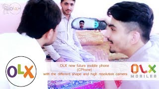 OLX invented new  Mobile phone | CPhone