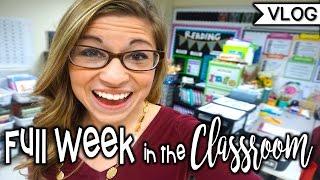 Full Week in the Classroom   That Teacher Life Ep 17
