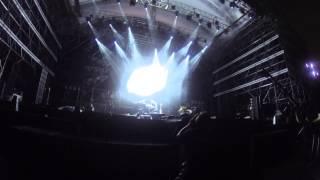 Bloody Beetroots - Spank ~Ending~ (UMF Korea 2014)