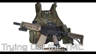 Flag Raiders - December 27, 2016 Some Disjointed Gameplay with the Tippmann TMC