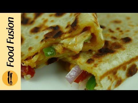 Xxx Mp4 Pizza Paratha Recipe By Food Fusion 3gp Sex